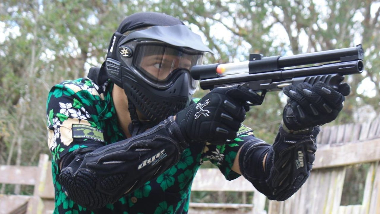 Pump Paintball