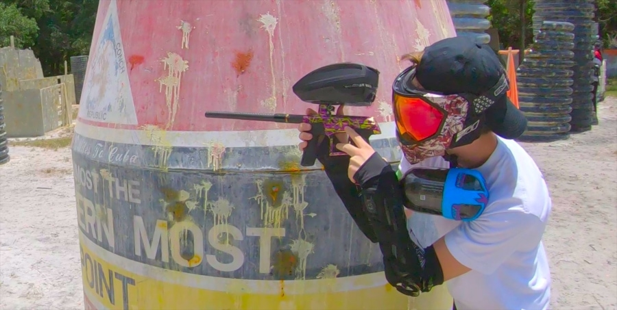 Playing Paintball In The Summer Heat What To Wear And Bring To The Field Paintzapper Paintball