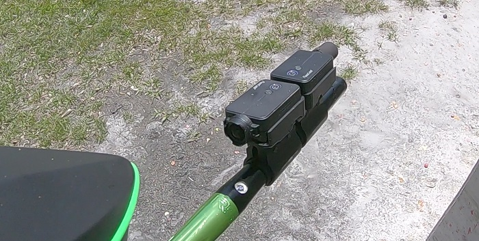 Ultimate Paintball Airsoft Hunting Rifle Picatinny Mount for GoPro Hero3 Camera