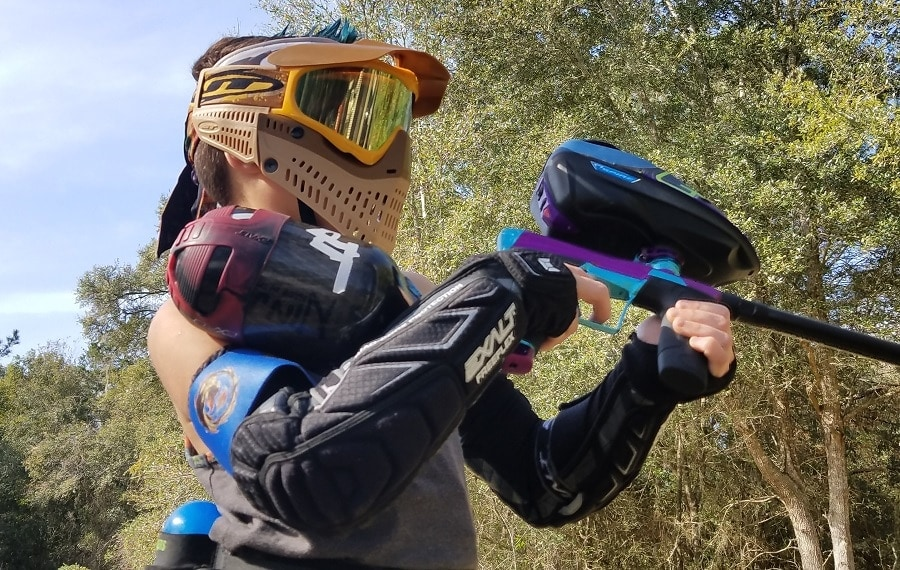 Paintball for Kids: A Parents Guide Paintzapper Paintball