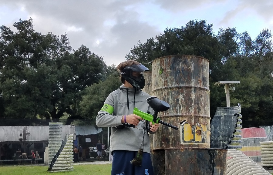Is Paintball a Sport or Hobby? Paintzapper Paintball